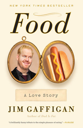 Food: A Love Story Book Cover Picture