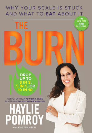 The Burn by Haylie Pomroy