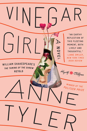 The cover of the book Vinegar Girl