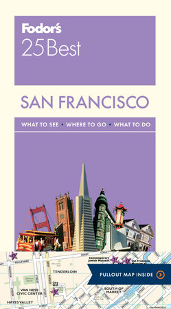 Fodor's San Francisco 25 Best by Fodor's Travel Guides