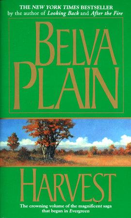 HARVEST by Belva Plain