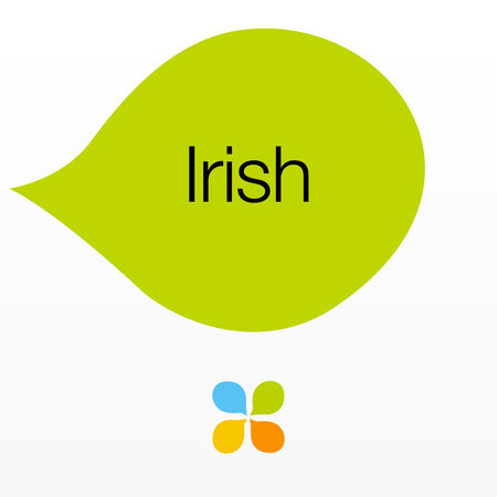 Irish by Living Language