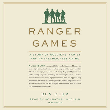 Ranger Games by Ben Blum