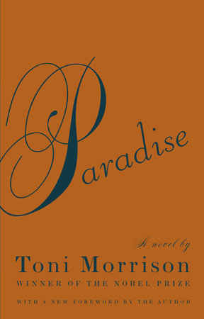 The cover of the book Paradise
