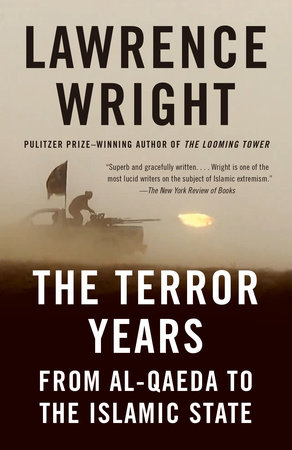 The cover of the book The Terror Years
