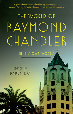 The World of Raymond Chandler Book Cover Picture