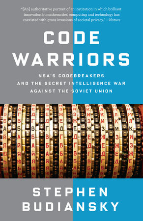 The cover of the book Code Warriors