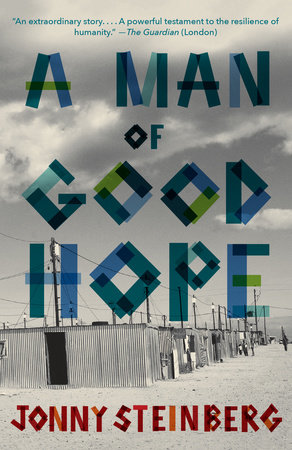 The cover of the book A Man of Good Hope