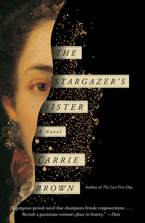The cover of the book The Stargazer's Sister
