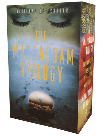 MADDADDAM TRILOGY BOX by Margaret Atwood