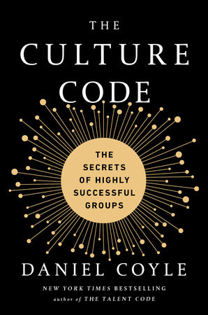 The cover of the book The Culture Code