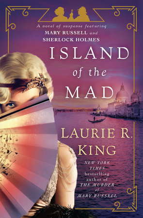 The cover of the book Island of the Mad