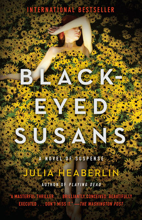 Black-Eyed Susans Book Cover Picture