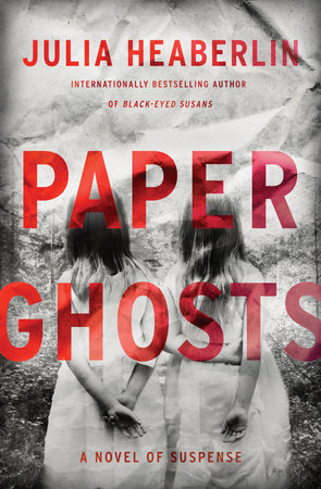 The cover of the book Paper Ghosts