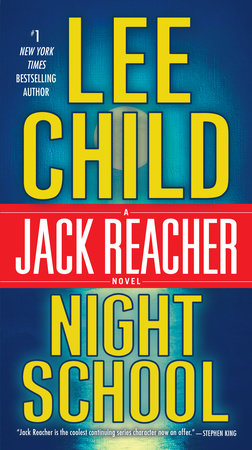 Night School by Lee Child