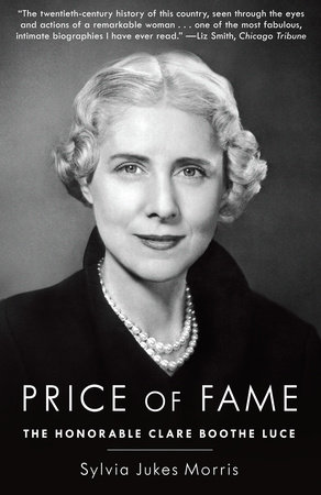 Price of Fame by Sylvia Jukes Morris