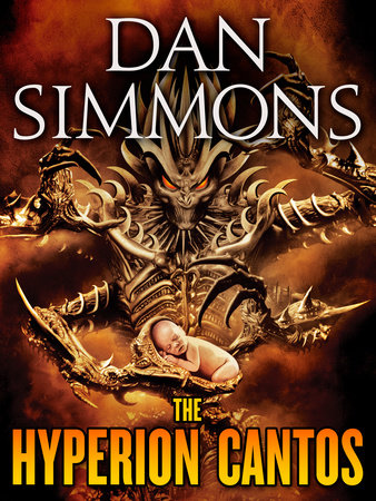 The Hyperion Cantos 4-Book Bundle by Dan Simmons