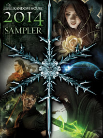 DEL REY AND BANTAM BOOKS 2014 SAMPLER