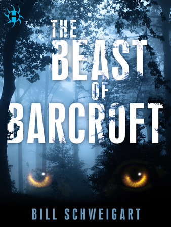 The cover of the book The Beast of Barcroft