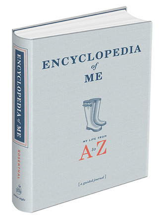 Encyclopedia of Me by Amy Krouse Rosenthal