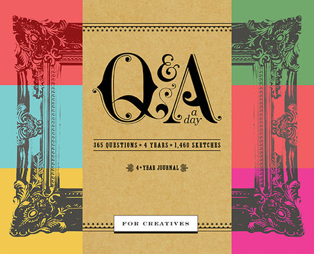 Q&A a Day for Creatives by Potter Style