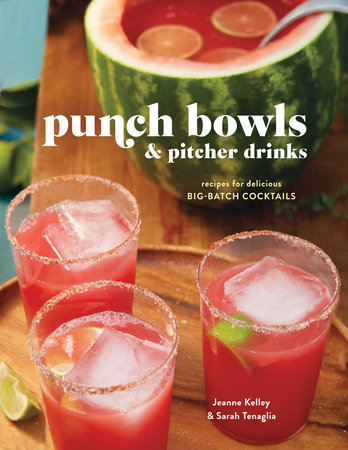 Punch Bowls and Pitcher Drinks by Clarkson Potter