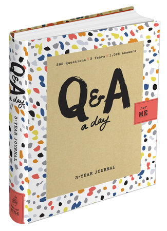 Q&A a Day for Me by Betsy Franco