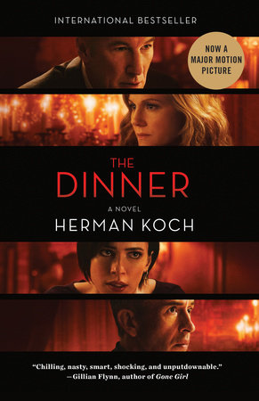 The Dinner Book Cover Picture