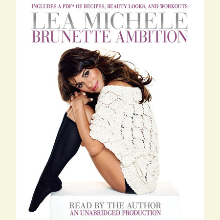 Brunette Ambition Book Cover Picture