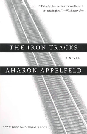 The cover of the book The Iron Tracks