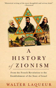 A History of Zionism