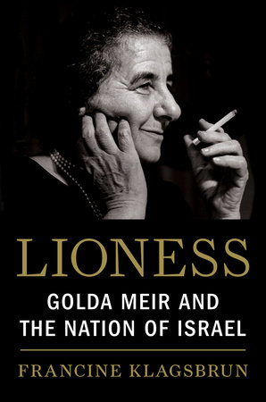 The cover of the book Lioness