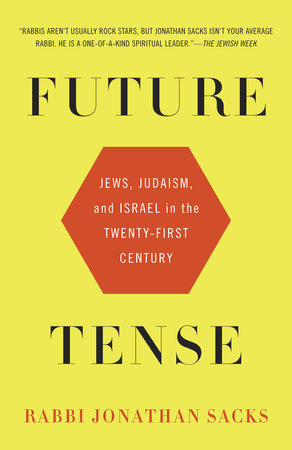 Future Tense by Jonathan Sacks