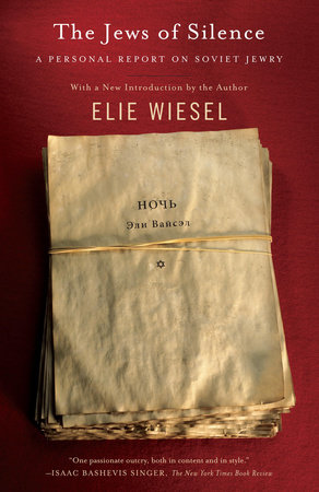 The Jews of Silence by Elie Wiesel