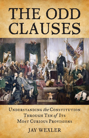 The Odd Clauses by Jay Wexler