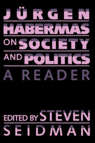 Jurgen Habermas on Society and Politics
