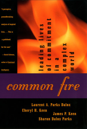 Common Fire by Laurent A. Daloz