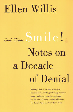 Don't Think, Smile!