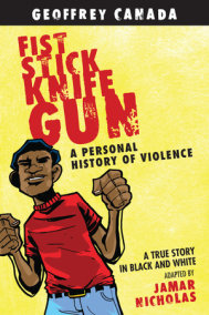 Fist Stick Knife Gun