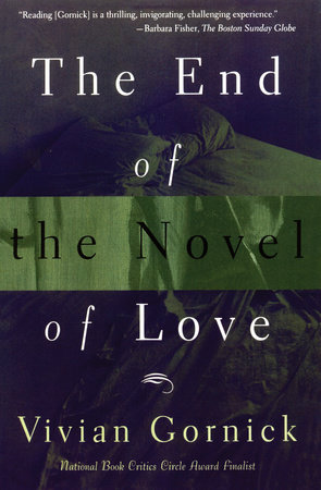 The cover of the book The End Of The Novel Of Love