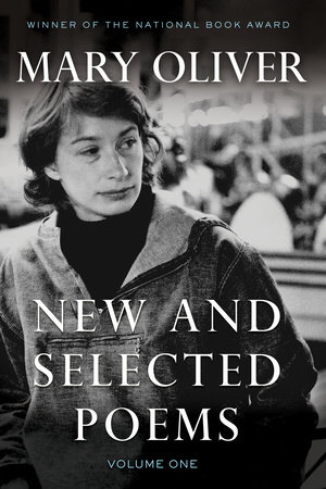 The cover of the book New and Selected Poems, Volume One