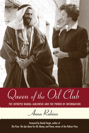 Queen of the Oil Club by Anna Rubino