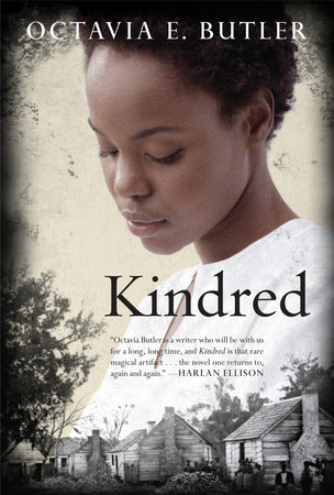 The cover of the book Kindred