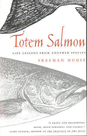 Totem Salmon by Freeman House