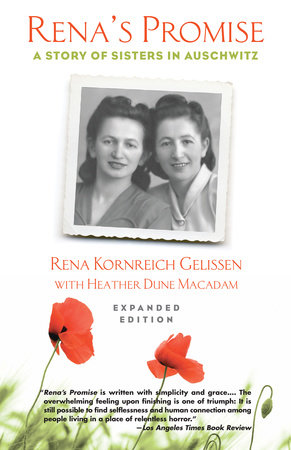 The cover of the book Rena's Promise