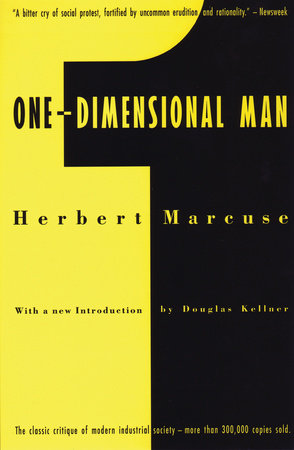 One-Dimensional Man by Herbert Marcuse