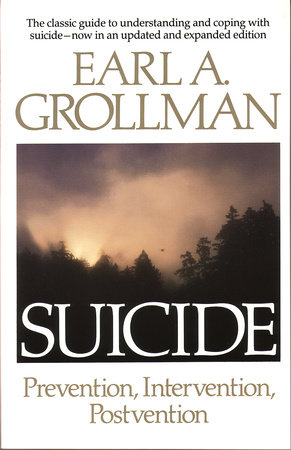 Suicide by Earl A. Grollman