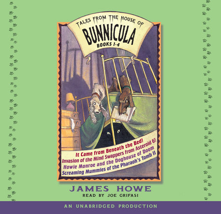 Tales From the House of Bunnicula: Books 1-4 by James Howe