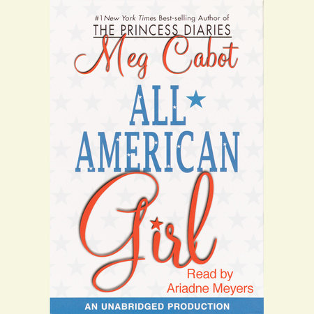 All-American Girl Book Cover Picture