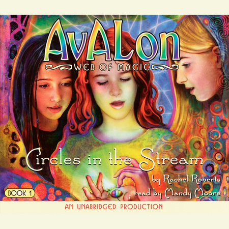 Avalon Web of Magic Book 1 by Rachel Roberts